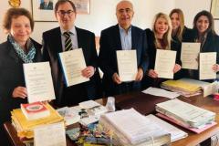 Protocollo Tribunale per i Minorenni Reggio Calabria