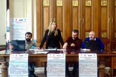 Seminario sui Minori Stranieri non Accompagnati_ Sala Biblioteca Palazzo Alvaro