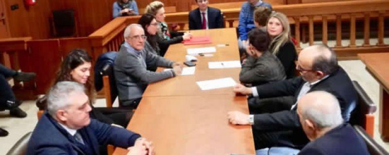 Firmato il protocollo d'intesa tra il Tribunale per i minorenni di Reggio Calabria, il Centro Agape, Save The Children ed Unicef