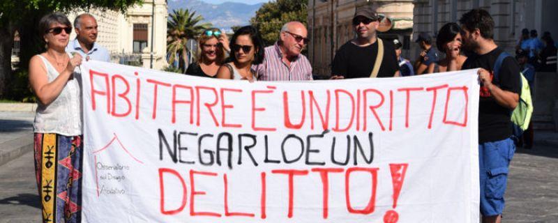 """Reggio Calabria, focus sull'emergenza abitativa del gruppo degli avvocati """"Marianella Garcia"""" dell'Agape e dalla Coop. Soleinsieme"""